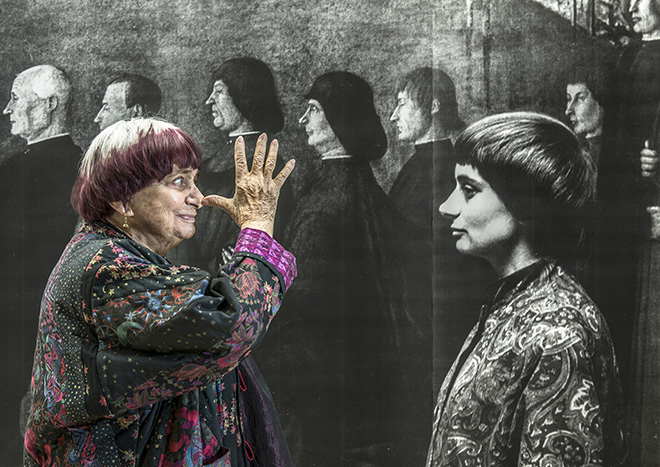 Agnès Varda e JR – Visages, Villages