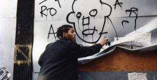 Jean-Michel Basquiat - Downtown 81 di Edo Bertoglio