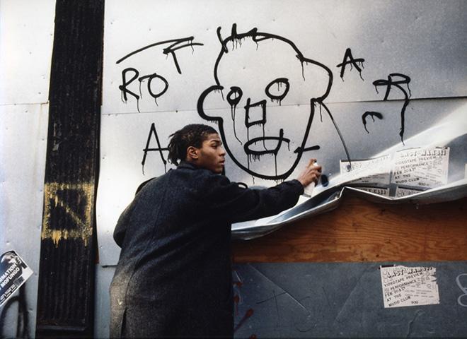 Omaggio a Basquiat – Due film sull'artista a 30 anni dalla scomparsa