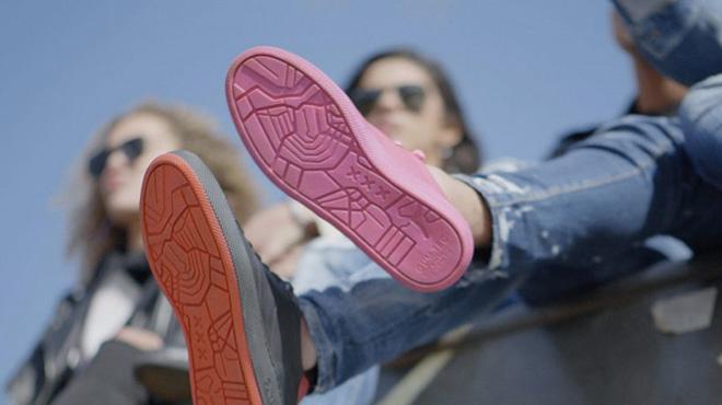 Gumshoe - Le sneakers dal chewing gum
