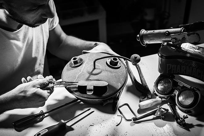 Massimo Sirelli - L'artista dei Robot