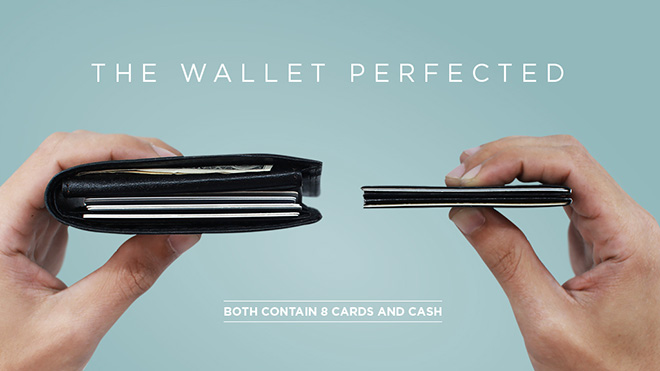 The Micro Wallet by Paperwallet - Creatività e funzionalità in tasca