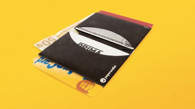 The Micro Wallet by Paperwallet - Creatività e funzionalità in tasca