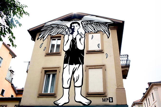 MP5 - Open god, Lugano