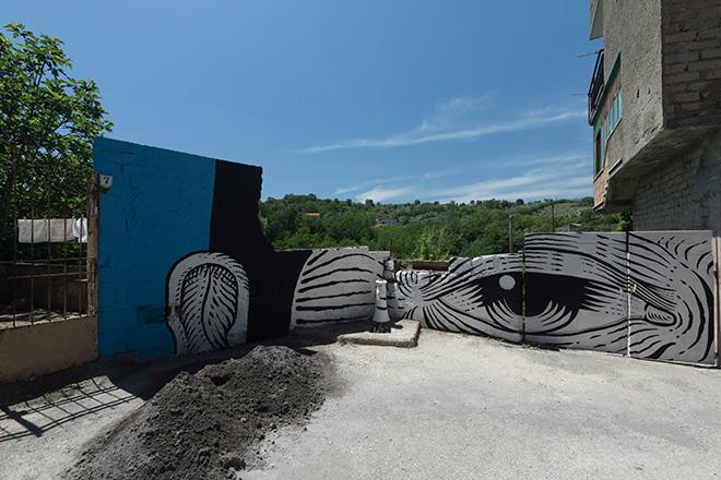 RI-TORNA MELIZZANO (Collettivo Boca) - Andrea Casciu, Melizzano (BN). photo credit: Antonio Sena