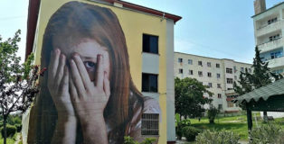 Bifido - MurAL Fest, Tirana (Albania), 2018