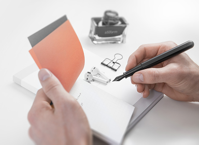 stilform - KOSMOS ink Fountain pen