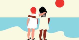 No Border - Illustration by ©Annalisa Grassano
