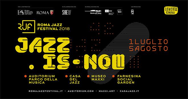 Roma Jazz Festival - Jazz is Now