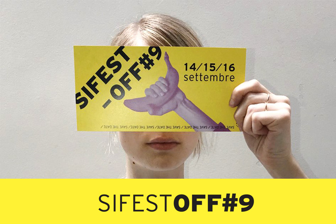 SI Fest OFF #9 – Call for Artists