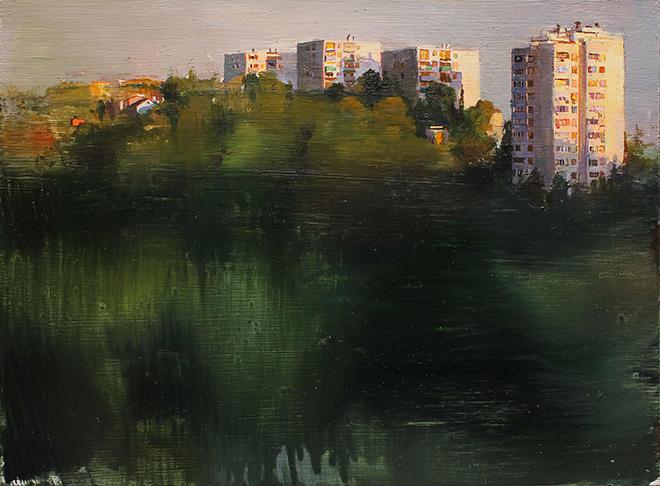Sebas Velasco - Rijeka, 24 x 33