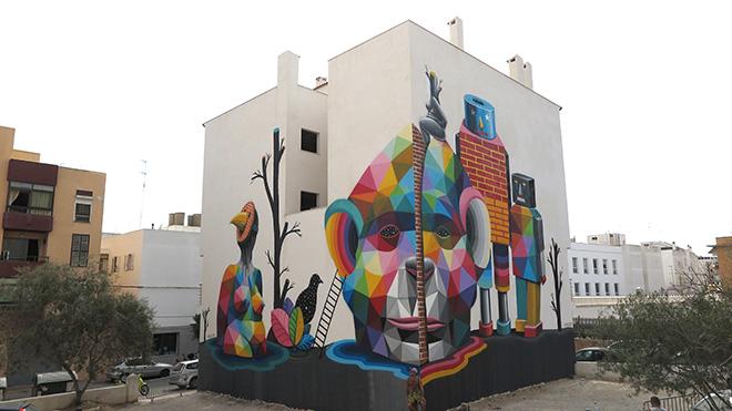 OKUDA - Multiverse, BLOOP Festival, Ibiza, 2015