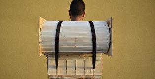 Alessandra Saporita (Abadir Academy) - Cr(e)ate, Botteghe nomadi in legno riciclato