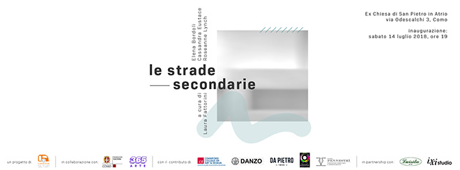 Le strade secondarie - Elena Bordoli, Cassandra Eustace, Roseanne Lynch