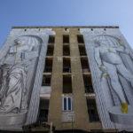 Blu – Roma: il nuovo murale al Quarticciolo