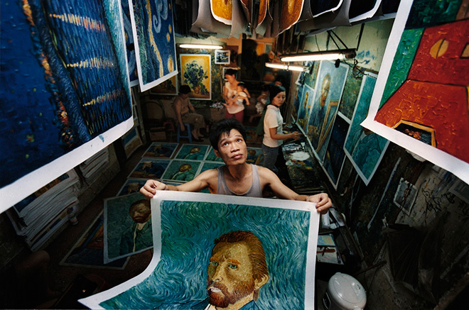 China's van Goghs – Documentary Film