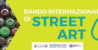 Collegno SI-CURA - International call for street artists