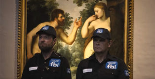 Facebook censura Rubens. Social media doesn't want you to see Rubens' paintings