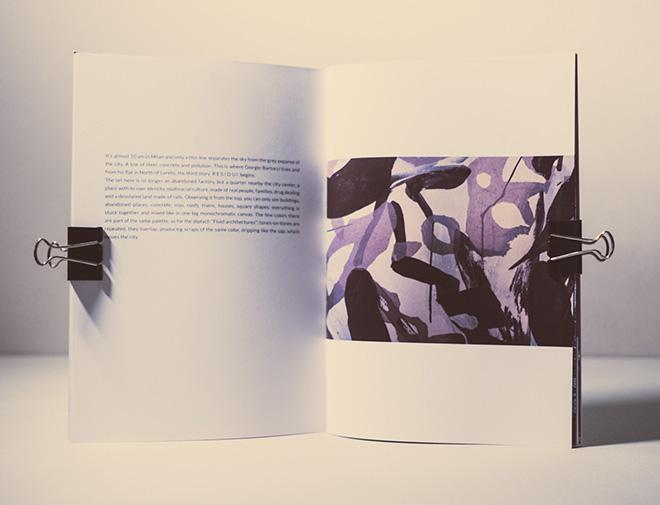 Livio Ninni + Giorgio Bartocci - RESIDUI, photozine #3