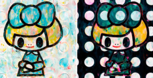 Tomoko Nagao - iridescent obsessions, Deodato arte exhibition