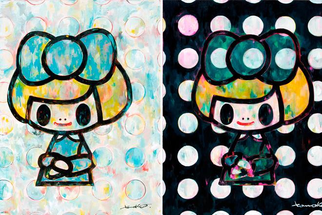 Tomoko Nagao – iridescent obsessions