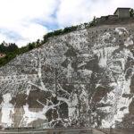 Vhils – Caniçada Dam Project