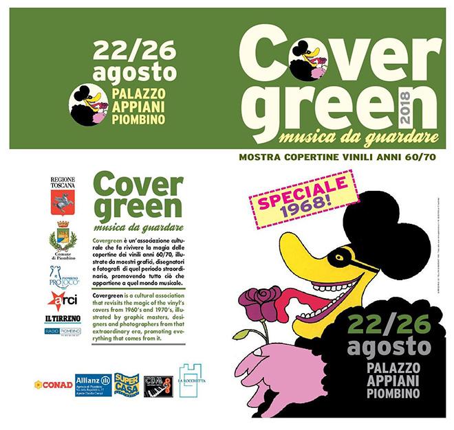 Cover Green 2018 - Musica da guardare. Locandina