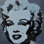 Andy Warhol Over the Pop Art