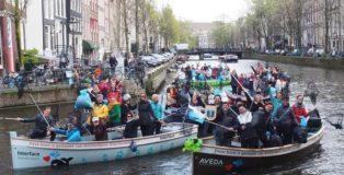 Plastic Whale - Stop talking, Fishing Plastic, Amsterdam