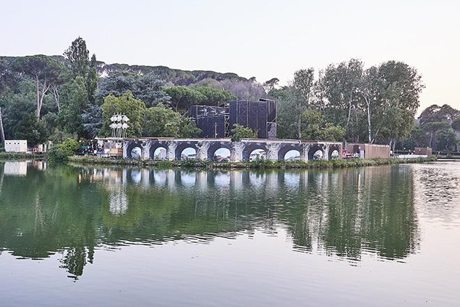 SBAGLIATO - Anio Vetus 2, installazione per Villa Ada Roma Incontra il Mondo, Roma, 2018. photo credit: Danilo Marocchi