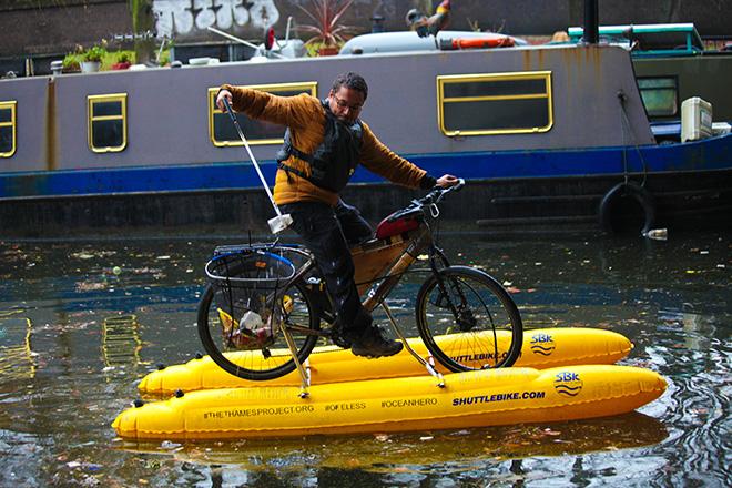 Dhruv Boruah - The Thames Project