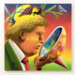 Hell'O | Okuda | Zebu – Surreal Irreverence