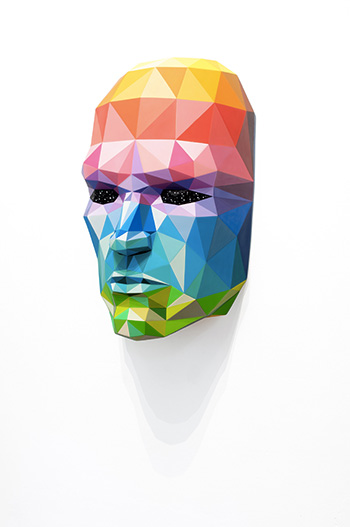 Okuda - Retromirage. Surreal Irreverence, MAGMA gallery