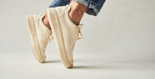 New Movements - Comfy Sneakers Made with Recycled Materials