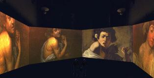 Render Fanciulli - Caravaggio. Oltre la tela: La mostra immersiva