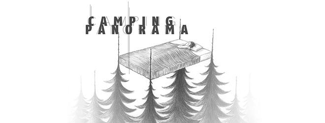 Virginia Mori solo show - Camping Panorama, @Nero Gallery, Roma