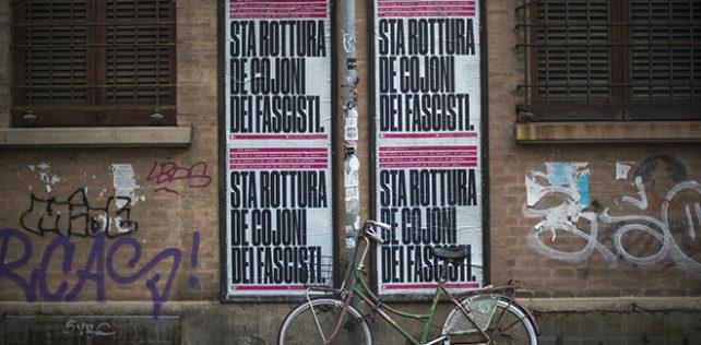 CHEAP feat TESTI MANIFESTI – Sta rottura de cojoni dei fascisti