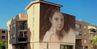 GOMEZ - Aika, Arte Pubblica a San Marcello, Ascoli Piceno