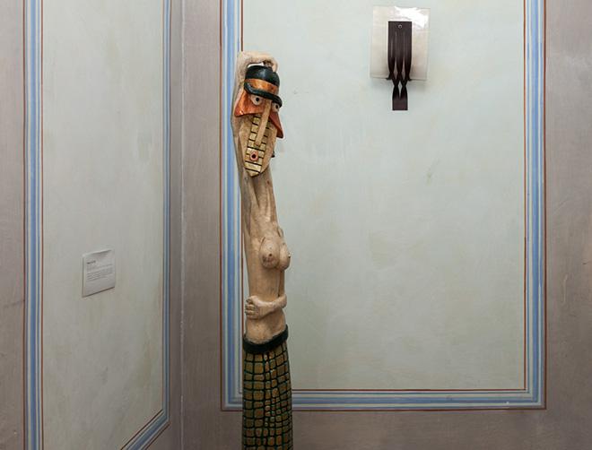 Massimo Biondi - Scultura in legno