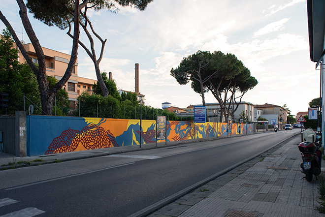 Aris - Scuola Beltrami, Start Festival - Welcome to Pisa. photo credit: Carlo Regoli
