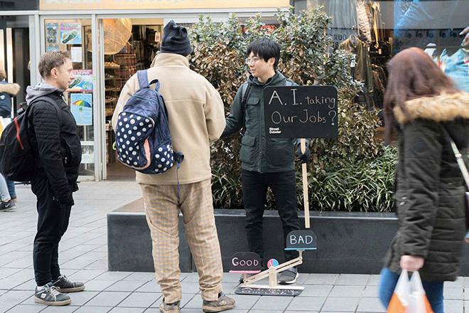 Street Debater - Il dibattito da strada che abbatte i confini sociali