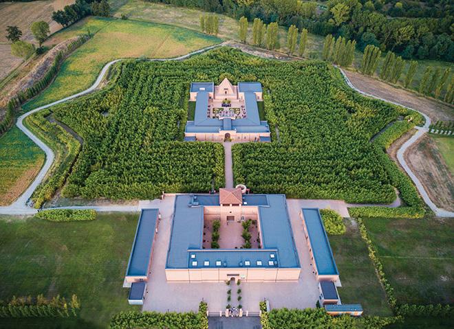Labirinto della Masone - Fontanellato (Parma)