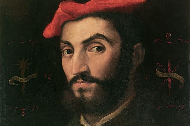 Da Tiziano a Van Dyck – Il volto del '500