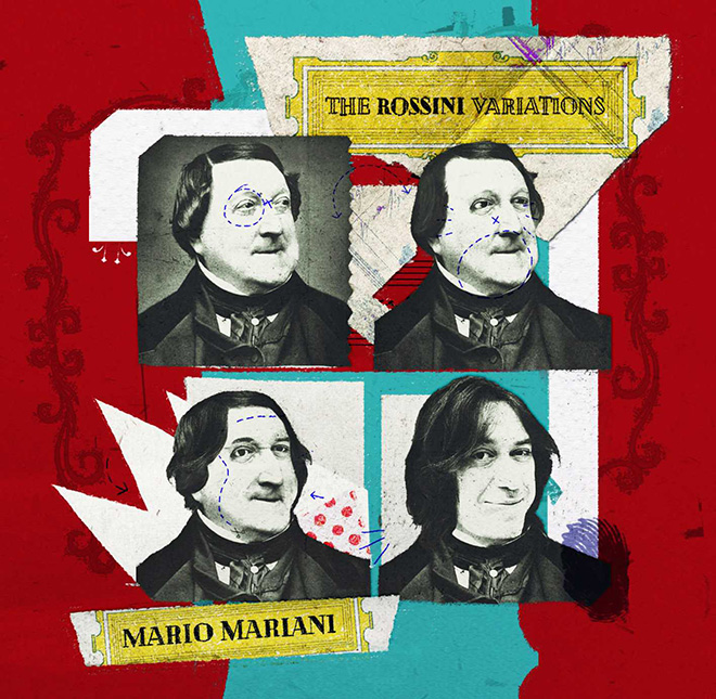 Mario Mariani - The Rossini Variations
