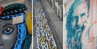 Badia, Lost & Found - Arte urbana a Lentini