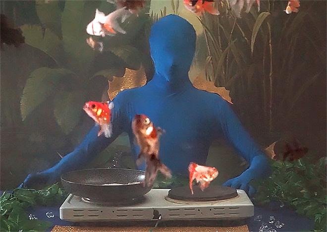 Giovanni Vetere – Squid Dinner