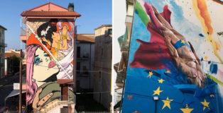 OSA 2018 - Operazione Street Art a Diamante
