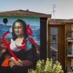WALL IN ART 2018 – Borondo, Collettivo FX, Eron e OZMO