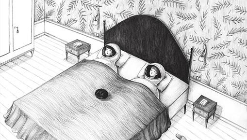 Virginia Mori solo show - Camping Panorama
