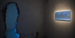 INVITATION TO A DISASTER - Matteo Montani, Piccolo paesaggio in cerca di grazia, courtesy: Le Stazioni Contemporary Art.